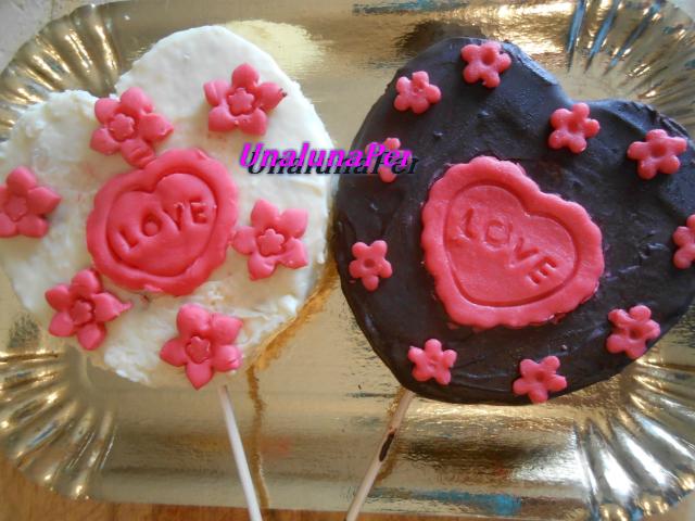 san valentino cuori di cioccolato