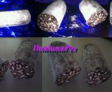 Salame turco al cioccolato e nutella