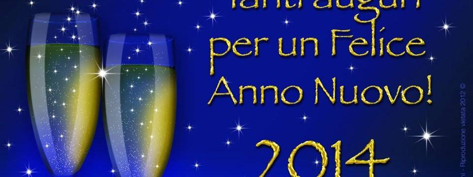 Felice anno nuovo!! 2014