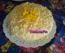 Torta mimosa – festa della donna