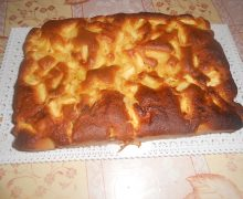 Torta soffice all'ananas fresco