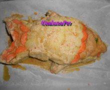 Polpettone di tonno e patate al forno (finto pesce)
